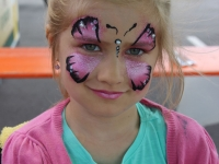 Facepainting REWE Kindertag, Lilienthal Center Mannheim  (9)