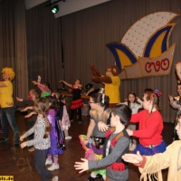 Fasching Kinderparty Mini Disco (8)