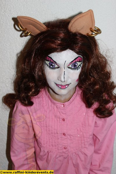 Monster High Facepainting, Kinderschminken (2)
