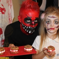 Halloween Party Kinder Backen (13)