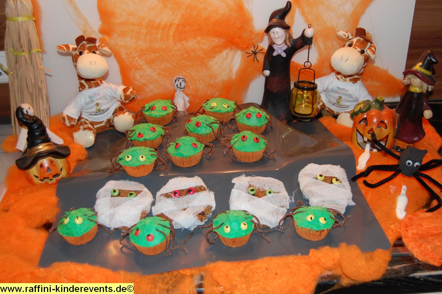 Halloween Party – backen fuer Kinder (122) › Raffini Kinderevents ...