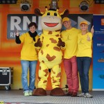 Raffini Kinderevents - Maskottchen Walk Act